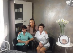 Team salonu Dermafresh
